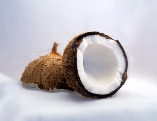 coconut oil for health and wellness