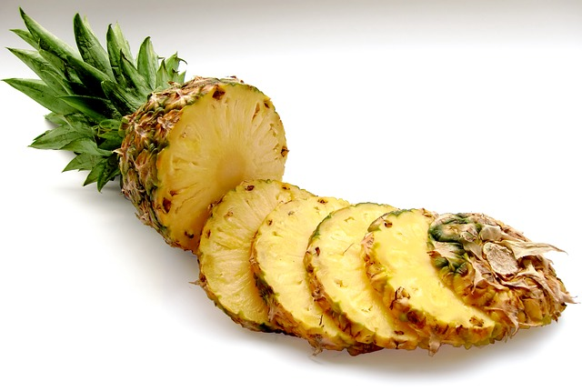 DIY Pineapple cough syrup