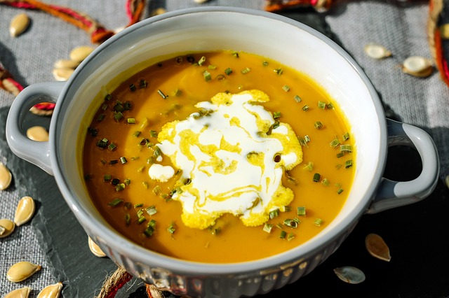 pumpkin for your upset tummy