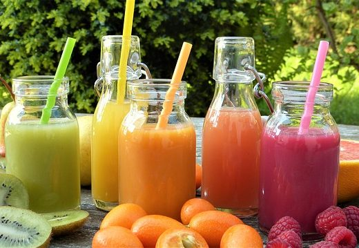 can drinking one juice a day keep the doctor away
