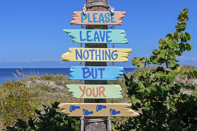Leave Nothing Behind