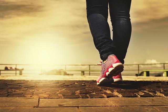 Easy Walking Workout