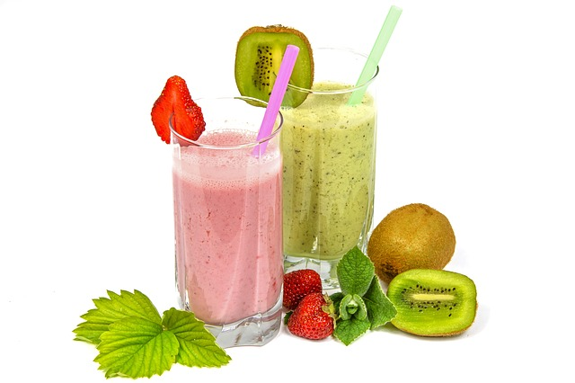 Fresh Smoothie Add-Ins
