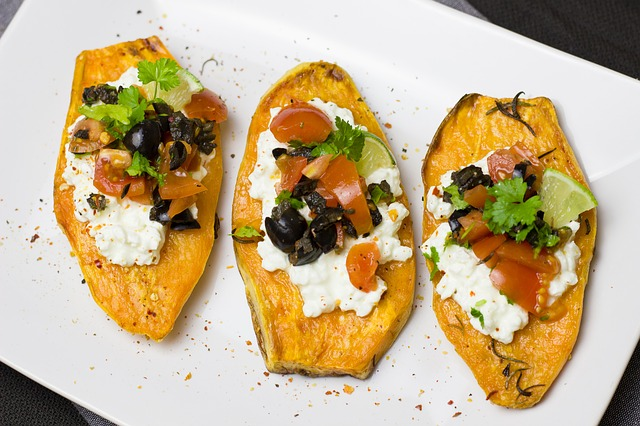 Delicious Sweet Potatoes