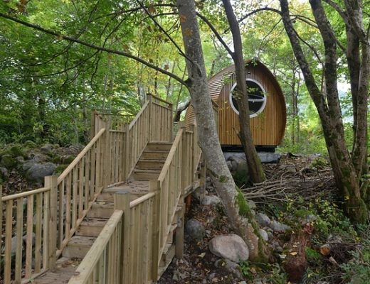 Give Glamping A Try
