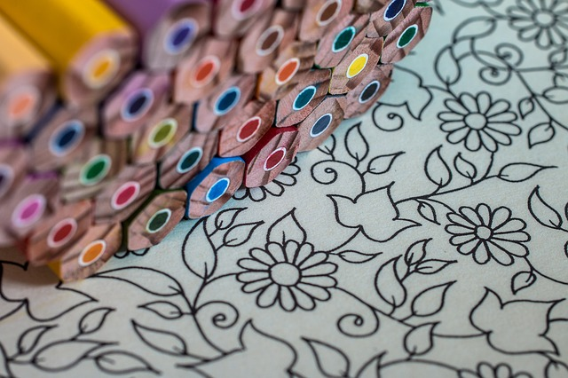 Do You Find Mindfulness Coloring Stressful?