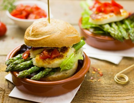 Make Your Veggie Burger Taste Better