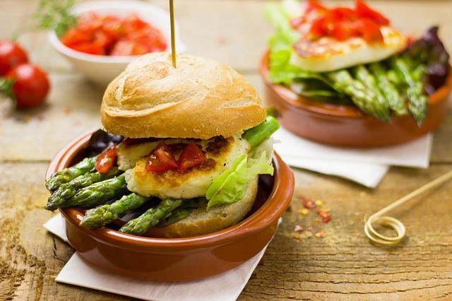 Make Your Veggie Burger Taste Better