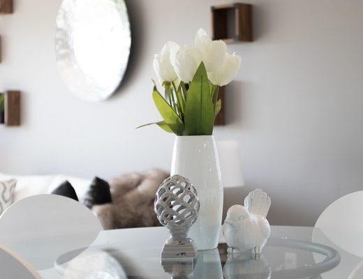 How To Make White Home Decor Work