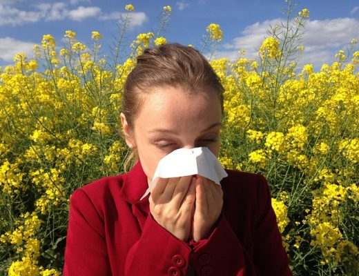 Combat Seasonal Allergies