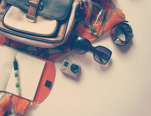 Packing The Perfect Weekender Bag