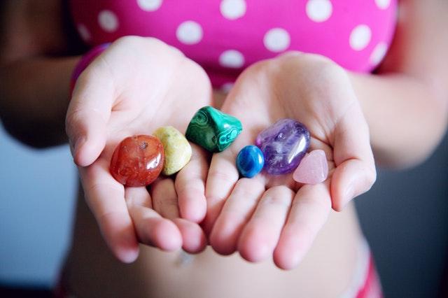 Healing Power Of Raw Gemstones