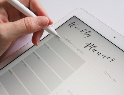 An Easier Alternative To Bullet Journaling