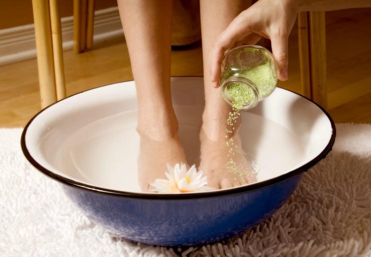 Foot Bath Detox