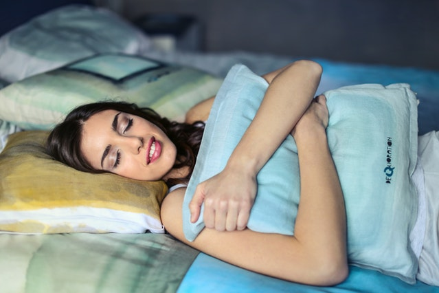 Can't Fall Asleep At Night