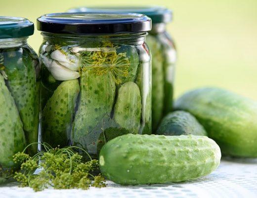 Drinking Pickle Juice