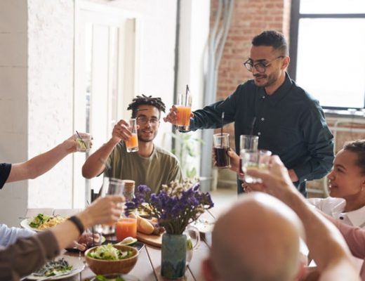 Minimizing Holiday Dinner Family Conflict
