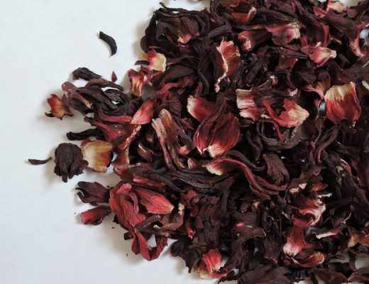 Hibiscus Tea For Skincare