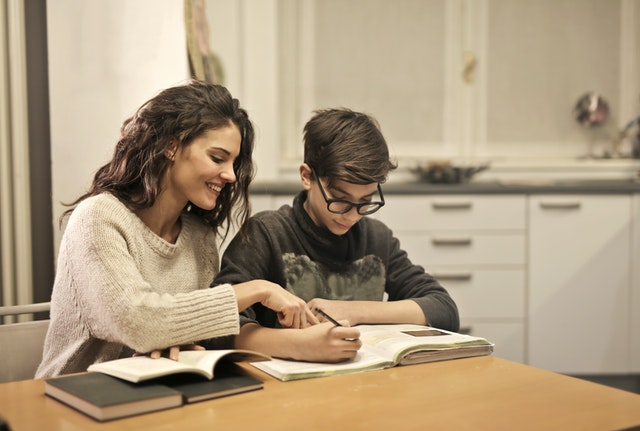Homeschool Without Being Their Teacher