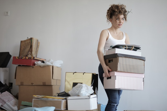 How Clutter Causes Stress